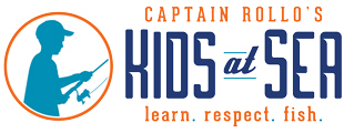 Captain Rollo's Kids at Sea Logo